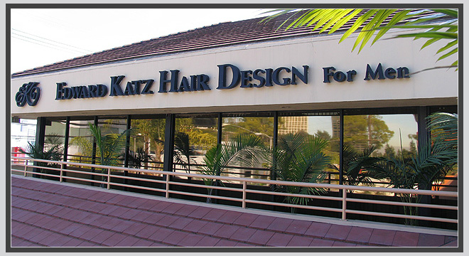 edward katz hair design